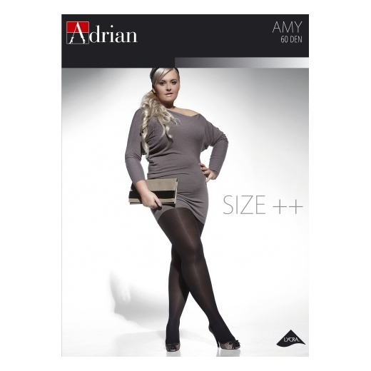 Adrian AMY 60 Denier Microfibre Tights + Size Collection