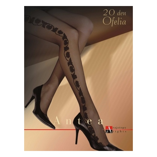 Adrian OFELIA + SIZE 20 Denier Fashion Tights
