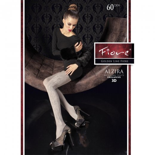 Fiore ALZIRA 60 Denier Patterned Tights