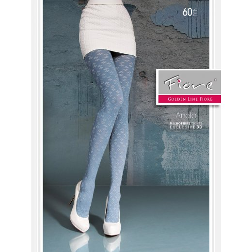 Fiore ANELA 60 Denier Patterned Tights