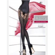Gladis 40 Denier Patterned Tights