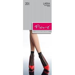 LARIA 20 Denier Patterned Socks