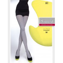 LUCINDA 60 Denier Patterned Tights
