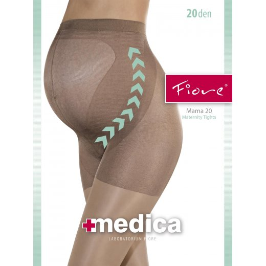 Fiore Mama 20 Denier Maternity Tights