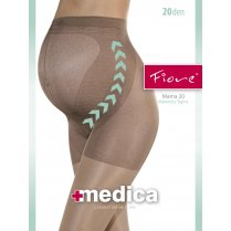 Mama 20 Denier Maternity Tights