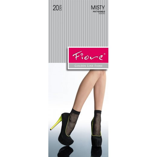 Fiore MISTY 20 Denier Patterned Socks