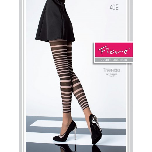 Fiore THERESA 40 Denier Fashion Tights