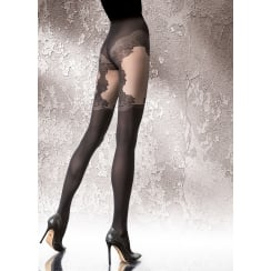 VITESSA 40 Denier Patterned Microfibre Tights