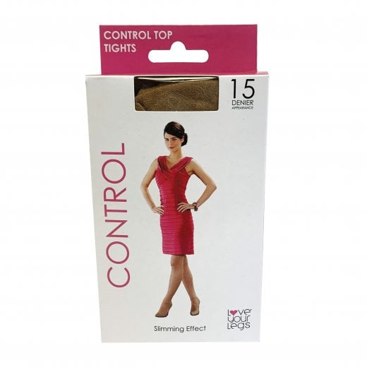 Love Your Legs 1 Pack Control Tights