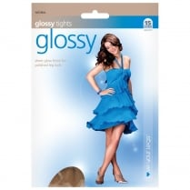 1 Pack Glossy Tights