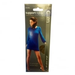 3 Pack Support Tights