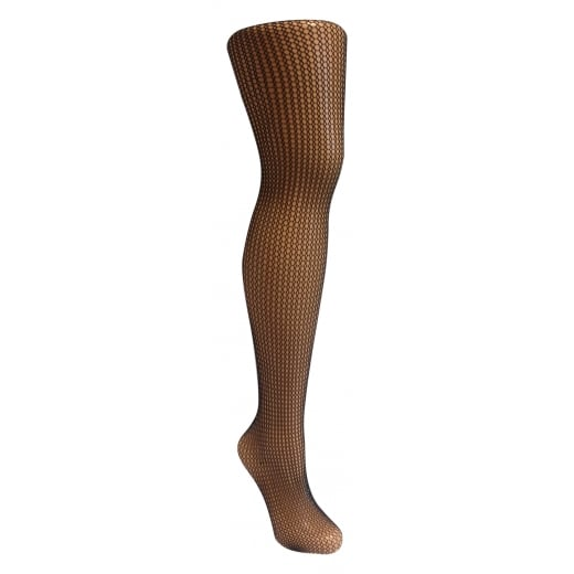 Love Your Legs Beehive Fishnet Tights
