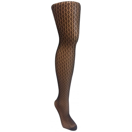 Love Your Legs Crochet Fashion Fishnet Tights