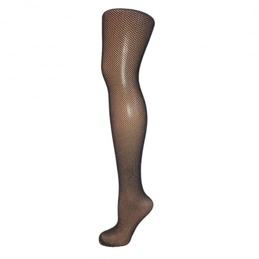 Love Your Legs Glitter Fishnet Tights