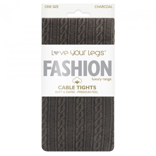 Love Your Legs Luxury Cable Tights