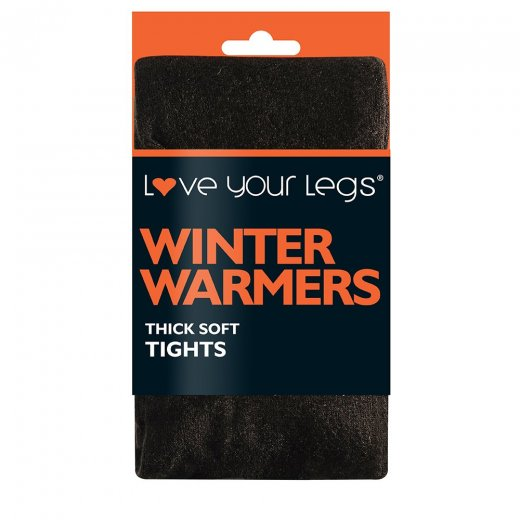 Love Your Legs Winter Warmer Tights
