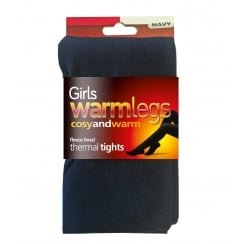 Children's Fleeced Lined Thermal Tights