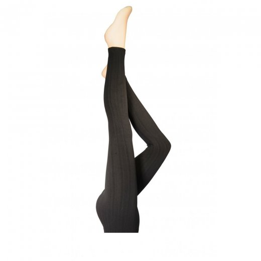 Warmlegs Fleece Lined Cable Leggings