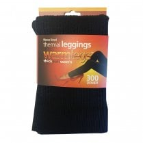 Fleece Lined Chain Leggings