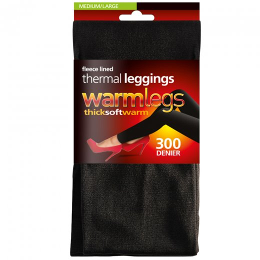 Warmlegs Fleece Lined Leggings