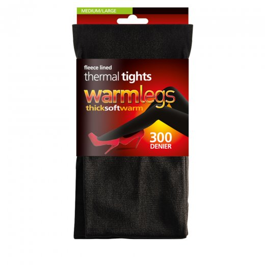 Warmlegs Fleece Lined Tights